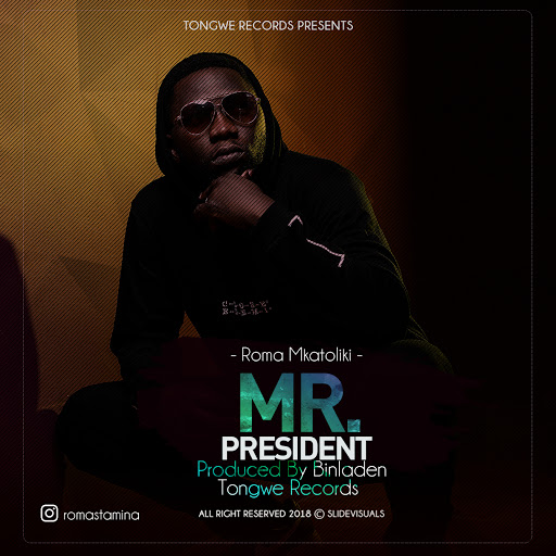 Roma альбом Mr President