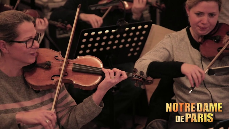 NDDP Англия (2019) | Matthew Brind Introduces The Orchestra