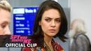 "The Spy Who Dumped Me 2018 Official Clip Trophies"" Mila Kunis Kate McKinnon Sam Heughan"