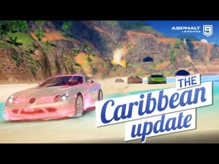 Update trailer - the caribbean heat