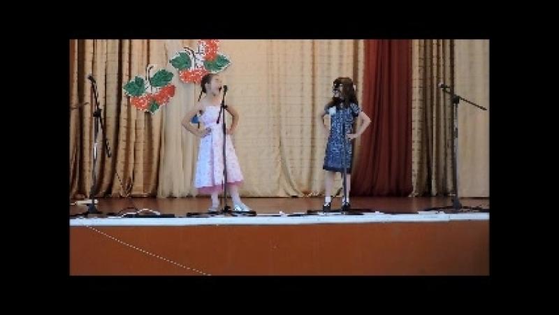 Горластые певицы С Халаимов А Зенина Черкассы 2018
