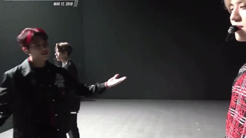 露比🌙🍂🍁氯 - jaebeom singing acapella and yugyeom harmonizing ooF