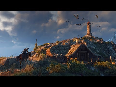 The Witcher 3: Wild Hunt: Туда, куда Ведьмак еще Плотву не водил