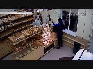 Ограбление пекарни в Зеленодольске