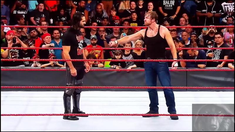 Seth Rollins / Dean Ambrose - lets starts again