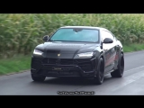 Lamborghini URUS with VOSSEN WHEELS Start up REVS! by Luxury Cusustom