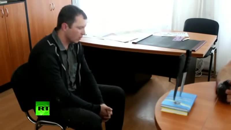Диванный желтый жилетка, стажер говномес и внебрачный внук нОвального на приеме у ополченца Донбасса