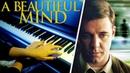 Kaleidoscope of Mathematics - A Beautiful Mind || PIANO COVER