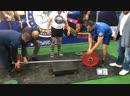 Людмила Гайдученко абсолютный рекорд мира Apollon's Axle 135,65 кг
