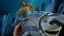 Aquaman, Orm Warrior Shark Action Figure Toy (Promo)