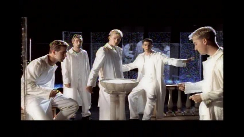 'N Sync - God Must Have Spent A Lil More Time On You