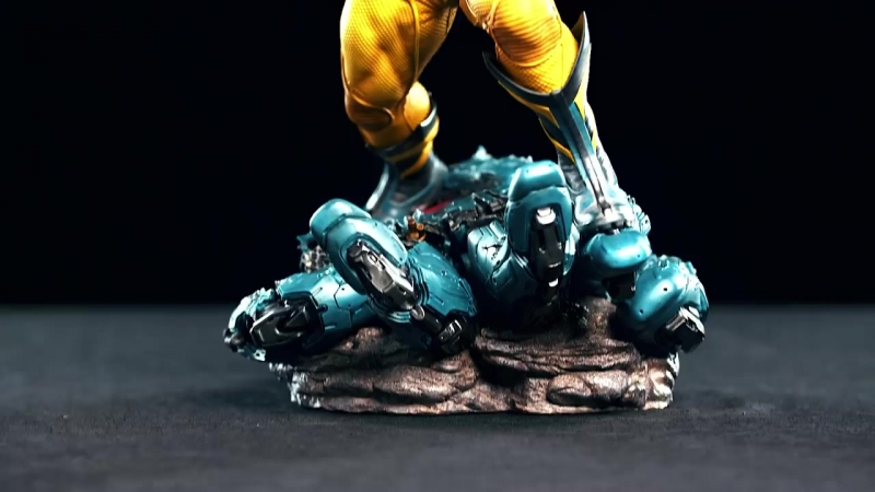 Out of the Box Wolverine Premium Format™ Figure Exclusive Edition