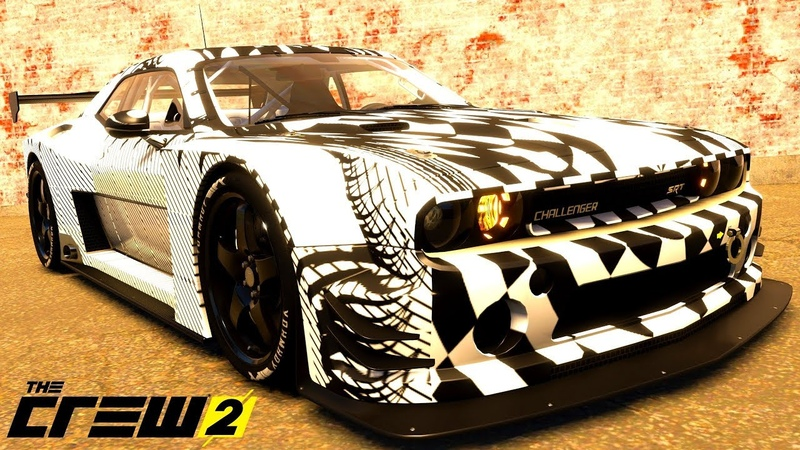 THE CREW 2 GOLD EDiTiON (TUNiNG) DODGE CHALLENGER SRT-8 392 PART 381 ...