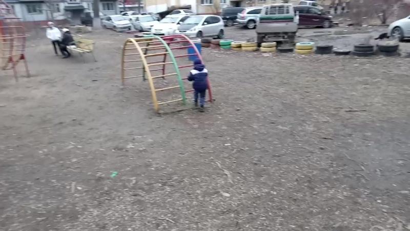 Играем в прятки