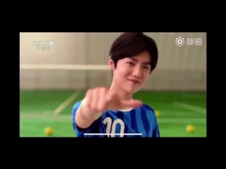 [video] 180616 luhan @ cctv tv commercial version 2