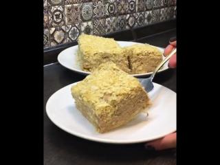 Торт за 30 минут