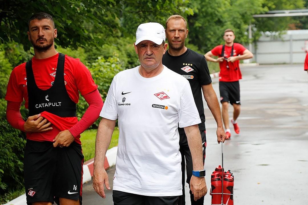 Что нужно знать о тренере «Спартака» Рауле Рианчо
