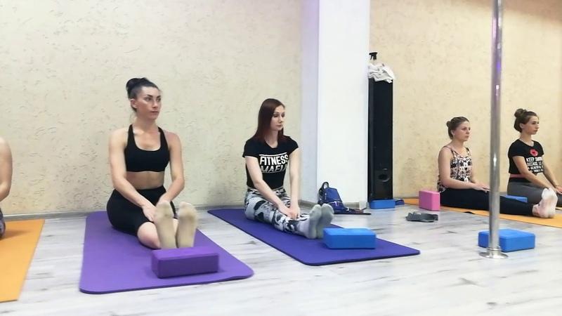 Exo Weekend workshop Angelina Naumova