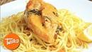 Creamy Lemon Butter Chicken Pasta Recipe | Weeknight Dinners | Creamy Pasta Recipes | Twisted