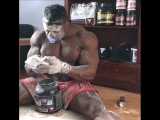 Every time you open a new tub of protein