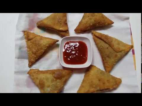 How to Make SamosaSamucha Step by Step || Bangladeshi Hotel Style Samucha Recipe ||