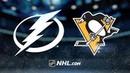 Tampa Bay Lightning vs Pittsburgh Penguins Nov 15 2018 Game Highlights NHL 2018 19 Обзор