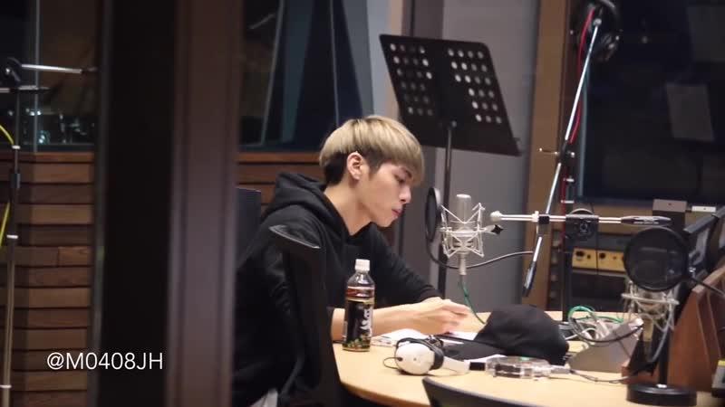151112 Jonghyun Blue Night Ring Ding Dongㅎㅅㅎ