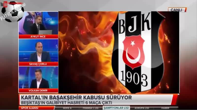 BEŞİKTAŞ Spor Ajansı - Karius, Vagner Love Yorumları 5 Kasım 2018