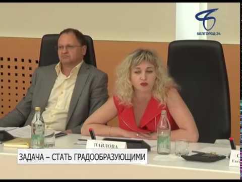 Белгородскому губернатору представили стратегические планы «Технолога»
