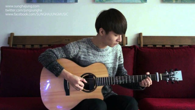 (2ne1) Come Back Home - Sungha Jung (Unplugged Version)