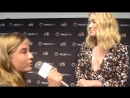 Elizabeth Lail Interview at Paley Fall Previews YOU on Lifetime