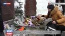 Митинг-реквием «Ангелы Рождества» в память о детях Донбасса, погибших от снарядов ВСУ