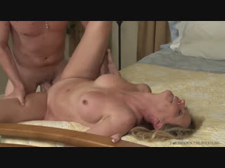Jodi West. Мамка соблазнила сына и дала трахнуть свою киску. зрелая милфа матура баба шлюха инцест mom son incest lingerie porn