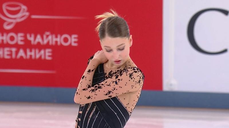 Мария Сотскова Чемпионат России 2019 ПП
