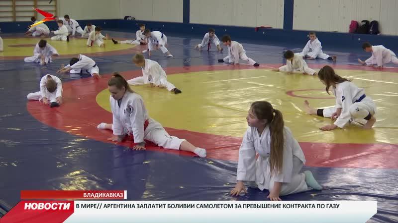 Североосетинские спортсмены привезли золото чемпионата и первенства России по джиу-джитсу