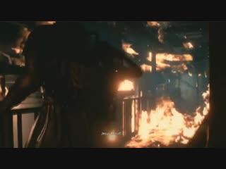 Resident evil 2 remake 1-shot demo trailer (story, birkin, hunk  tofu)