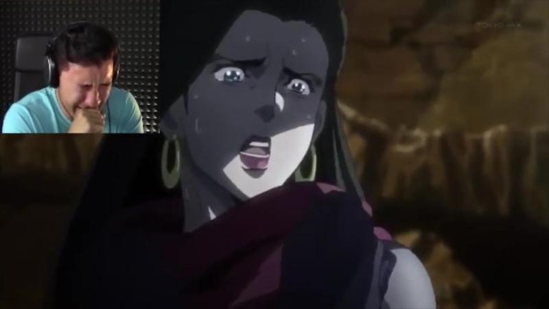 Истинное сопереживание [Anime ДжоДжо]