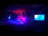 Я & Rasmus. Начало концерта - распевка.
