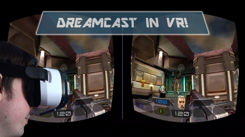 Dreamcast in VR!