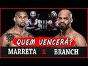 THIAGO MARRETA DOS SANTOS vs DAVID BRANCH - (3/3) - Previsão da luta Favoritos UFC FIGHT NIGHT 128
