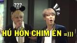 [BTS funny moments #34] Hú hồn chim én =))))