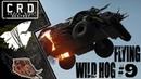 Crossout: [ Tusk Harvester ] FLYING WILD HOG 9 [ver. 0.9.90]