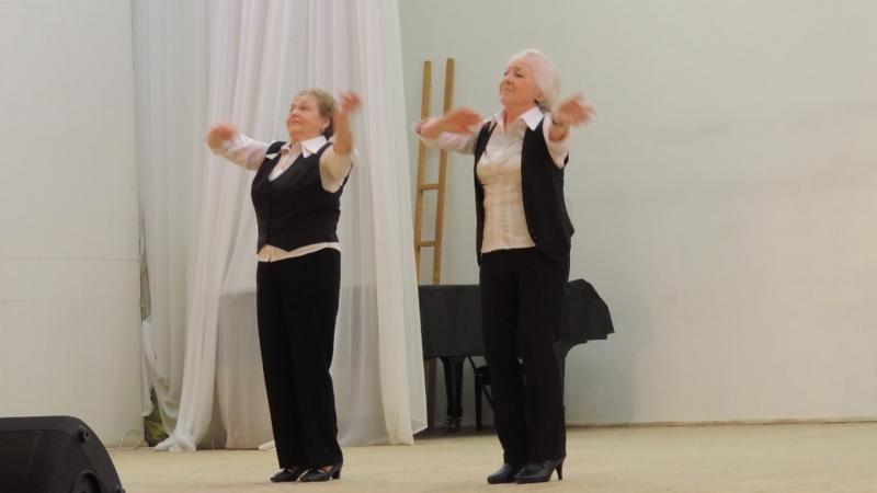танцуем еврейский танец 21.0418