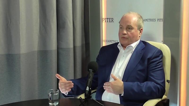 Игорь Чекотин на Mediametrics Piter в гостях у Сергея Гурника