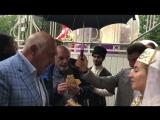 Вице-Губернатор Санкт-Петербурга  - Говорунов А.Н., отведал осетинские пироги ресторана