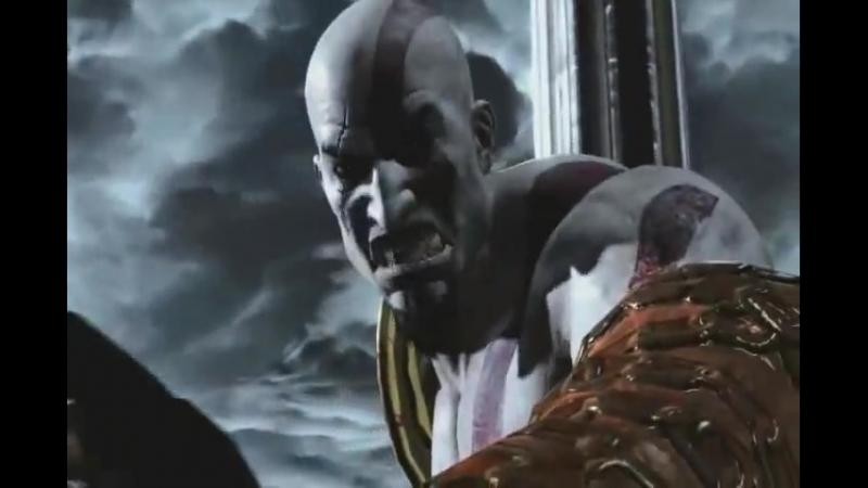 """Disturbed """"Warrior"""" ⁄ God of War III"""
