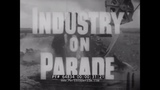 INDUSTRY ON PARADE AUTOMOBILE EFFICIENCY TEST MINNEAPOLIS ART INSTITUTE CHARLES SCHULTZ 64834