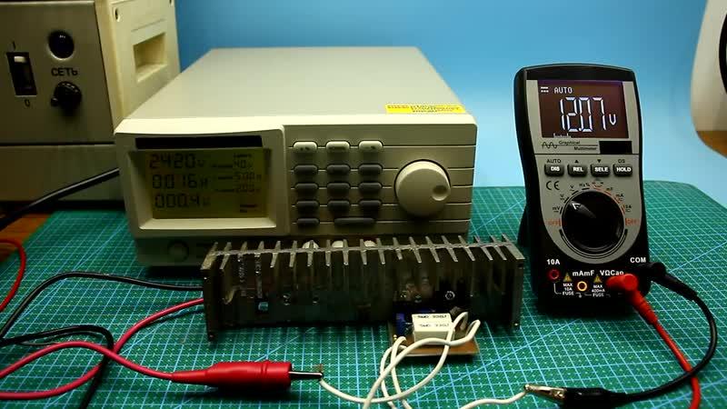 AKA KASYAN ТОП схем простых зарядных устройств