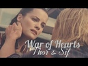 Thor Lady Sif - War of Hearts (Thor and Thor the dark world)