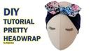 How to Make Turban Headband for Baby